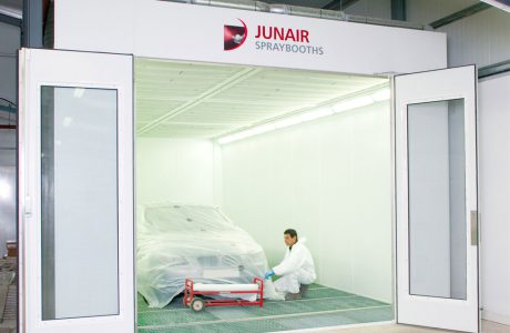 Junair 5 Series Spray Booth