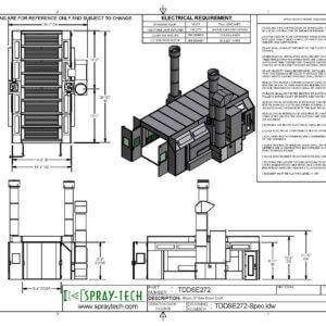 DDSE272 Spec Sheet 300x300